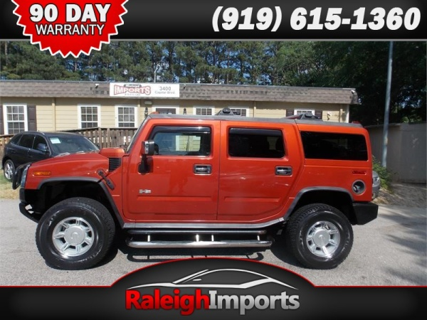 2004 HUMMER H2 in Raleigh, NC