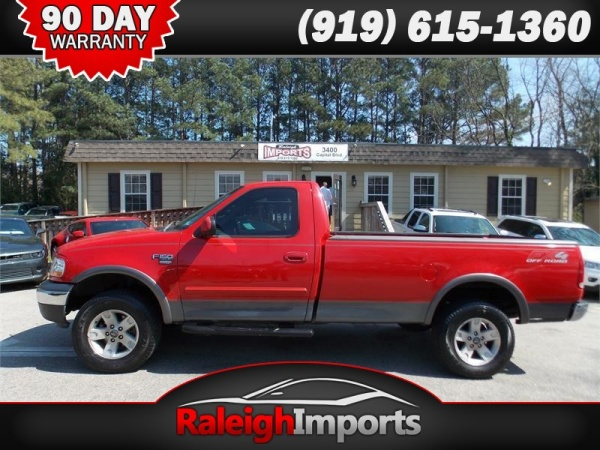 2002 Ford F-150 in Raleigh, NC