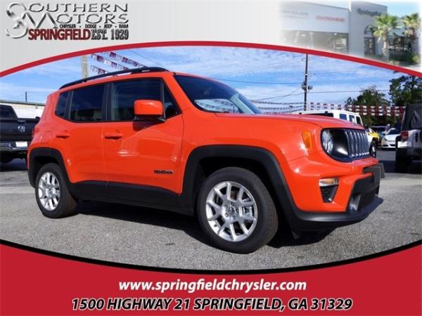 2019 Jeep Renegade in Springfield, GA