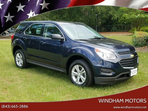 2017 Chevrolet Equinox in Florence, SC