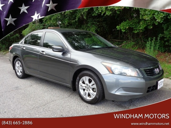 2010 Honda Accord in Florence, SC