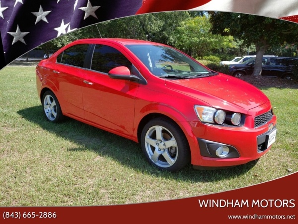 2015 Chevrolet Sonic in Florence, SC