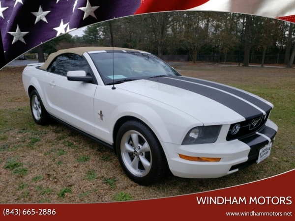 2007 Ford Mustang in Florence, SC