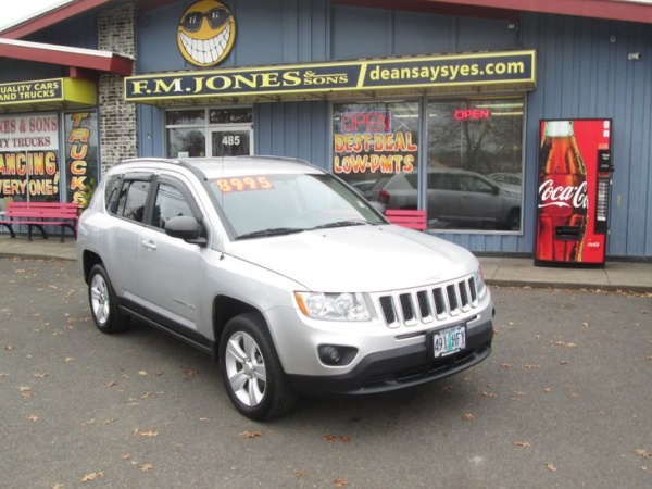 2011 Jeep Compass in Eugene, OR