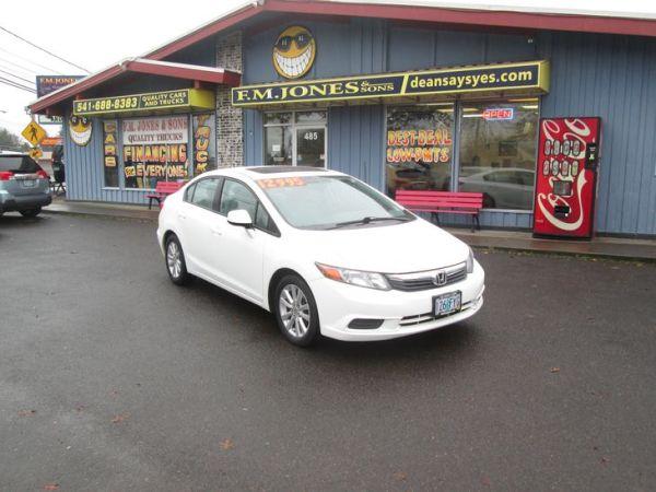 2012 Honda Civic in Eugene, OR