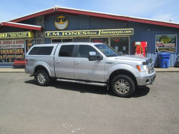 2011 Ford F-150 in Eugene, OR