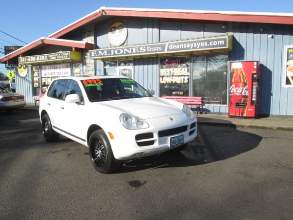 2005 Porsche Cayenne in Eugene, OR