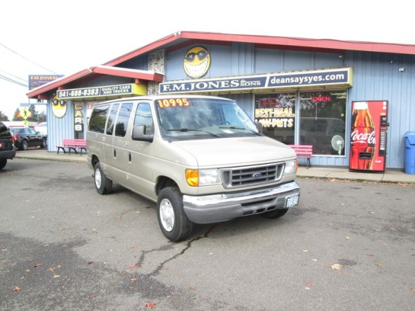 2007 Ford Econoline Wagon in Eugene, OR