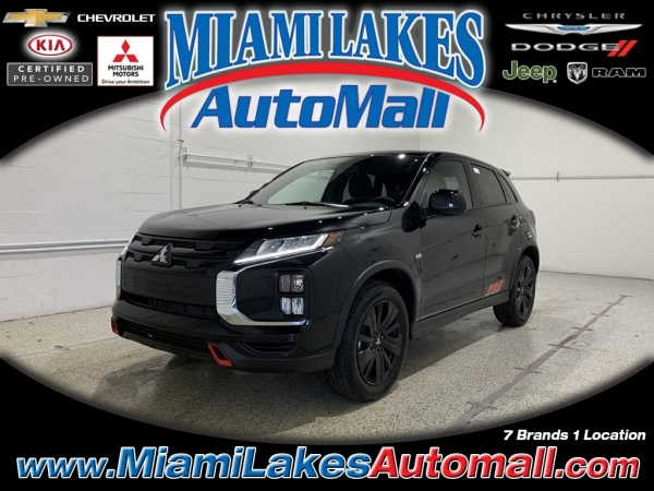 2020 Mitsubishi Outlander Sport in Miami Lakes, FL