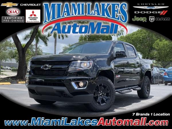 2019 Chevrolet Colorado in Miami Lakes, FL
