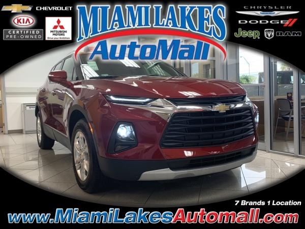 2019 Chevrolet Blazer in Miami Lakes, FL