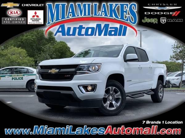 2019 Chevrolet Colorado in Miami Lakes, FL