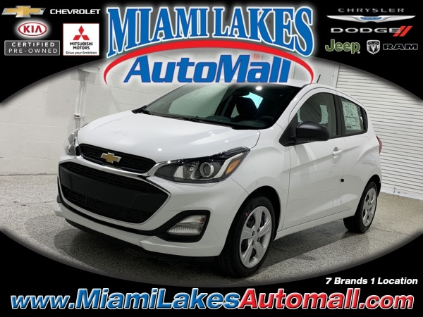 2020 Chevrolet Spark in Miami Lakes, FL