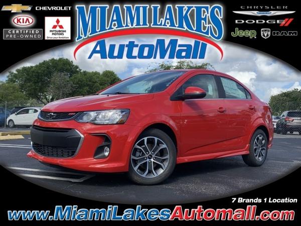 2019 Chevrolet Sonic in Miami Lakes, FL