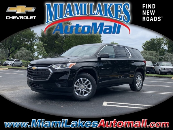 2020 Chevrolet Traverse in Miami Lakes, FL