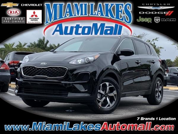 2020 Kia Sportage in Miami Lakes, FL