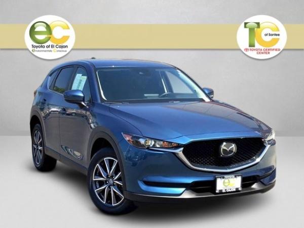 Mazda El Cajon >> 2018 Mazda Cx 5 Touring Fwd For Sale In El Cajon Ca Truecar