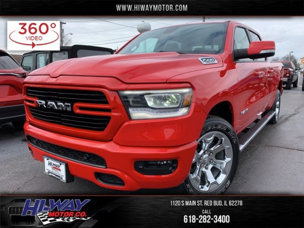 2019 Ram 1500 in Red Bud, IL