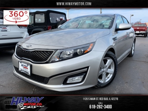 2014 Kia Optima in Red Bud, IL