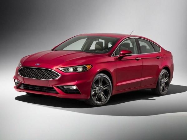 2017 Ford Fusion in Savannah, GA