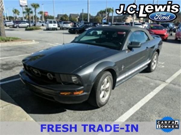 2007 Ford Mustang in Savannah, GA