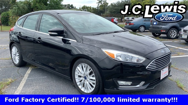 2016 Ford Focus in Savannah, GA