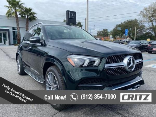 2020 Mercedes-Benz GLE in Savannahl, GA