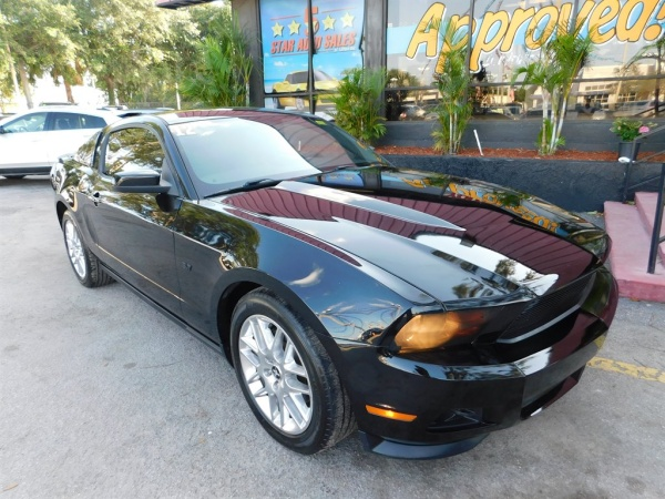 2012 Ford Mustang in Tampa, FL