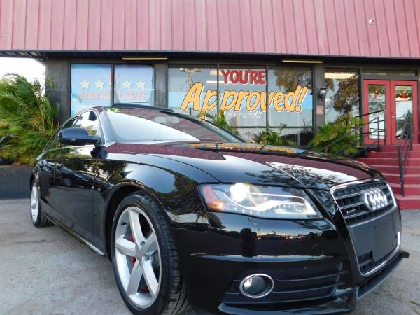 2012 Audi A4 2.0T quattro Avant Premium Plus
