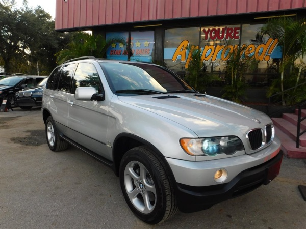 2002 BMW X5 in Tampa, FL