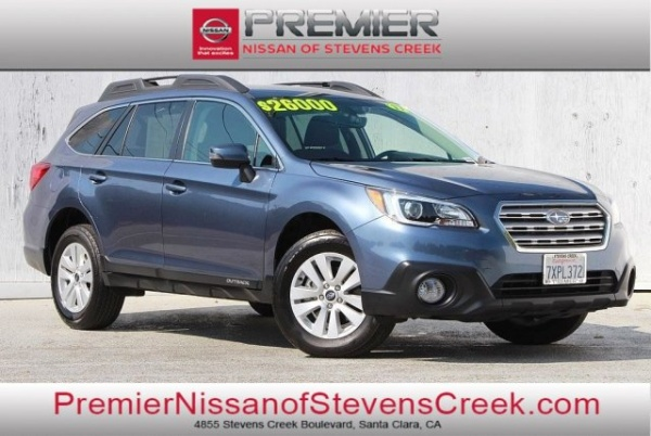 2017 Subaru Outback 2 5i Premium