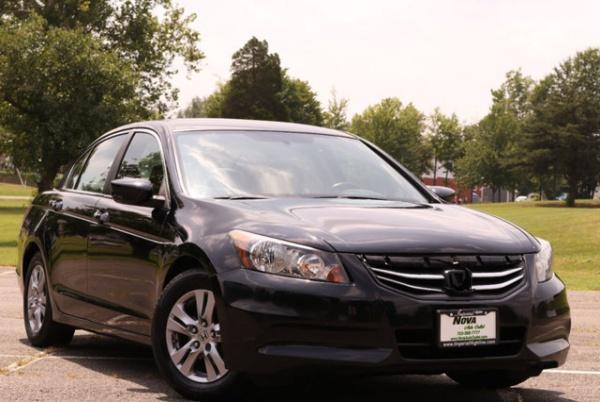 2012 Honda Accord in Fredericksburg, VA