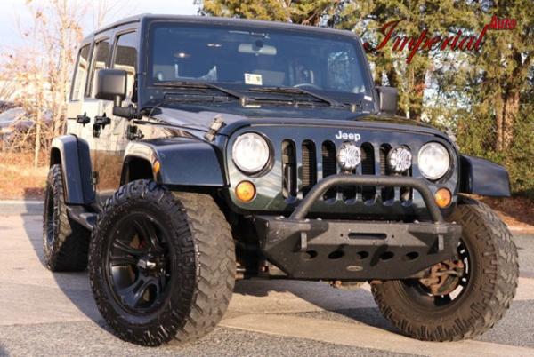 2012 Jeep Wrangler in Fredericksburg, VA