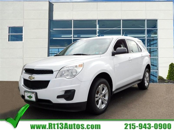 2011 Chevrolet Equinox in Levittown, PA