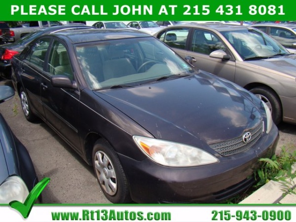 2002 Toyota Camry in Levittown, PA