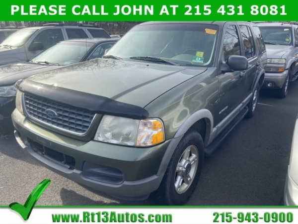 2002 Ford Explorer in Levittown, PA