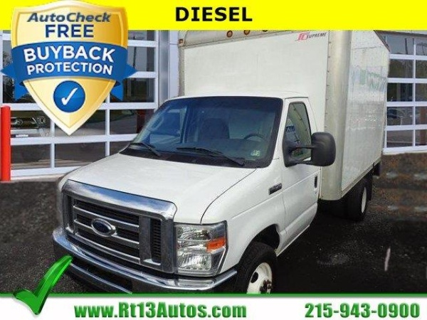 2008 Ford Econoline Commercial Cutaway in Levittown, PA
