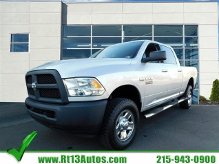 2017 Ram 2500 Slt Crew Cab 6 4 Box 4wd For