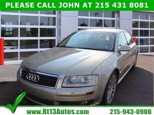2004 Audi A8 in Levittown, PA