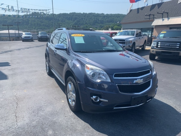 2014 Chevrolet Equinox in Knoxville, TN