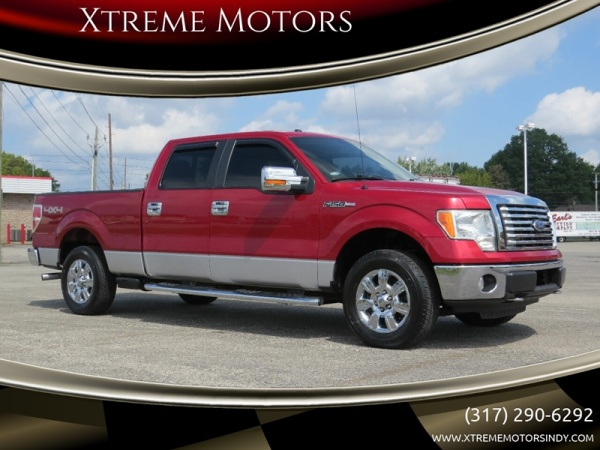 2010 Ford F-150 in Indianapolis, IN