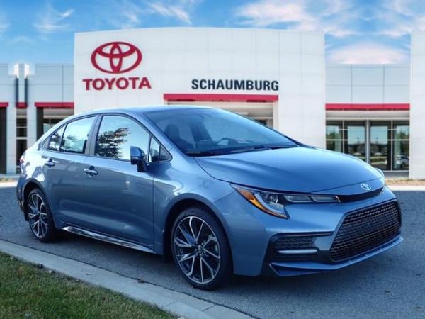 2020 Toyota Corolla in Schaumburg, IL