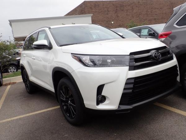 2019 Toyota Highlander SE V6