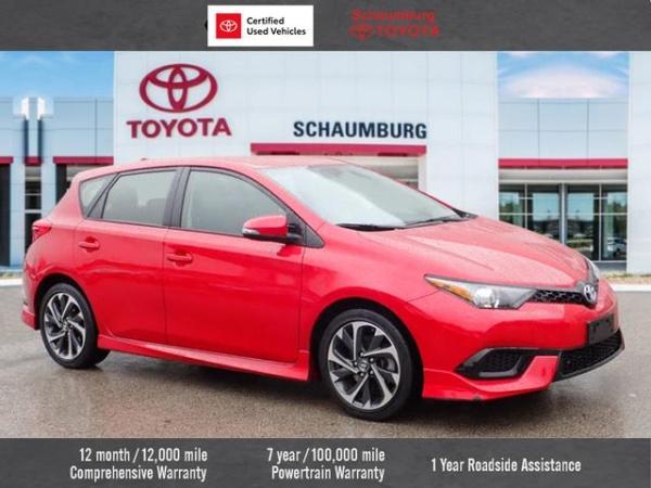 2017 Toyota Corolla iM in Schaumburg, IL