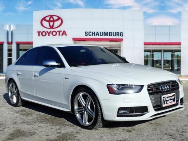 2014 Audi S4 in Schaumburg, IL