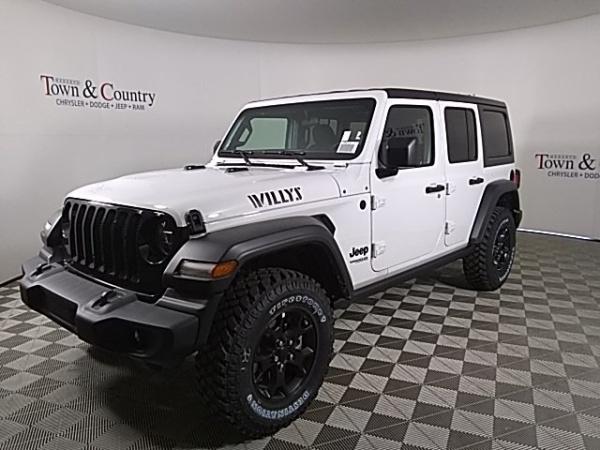 2020 Jeep Wrangler in Shreveport, LA