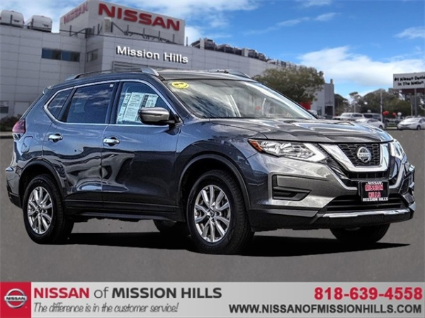 2018 Nissan Rogue in Mission Hills, CA