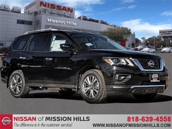 2020 Nissan Pathfinder in Mission Hills, CA