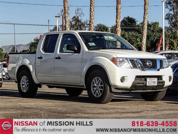2019 Nissan Frontier in Mission Hills, CA