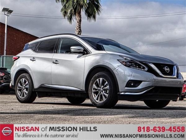2018 Nissan Murano in Mission Hills, CA